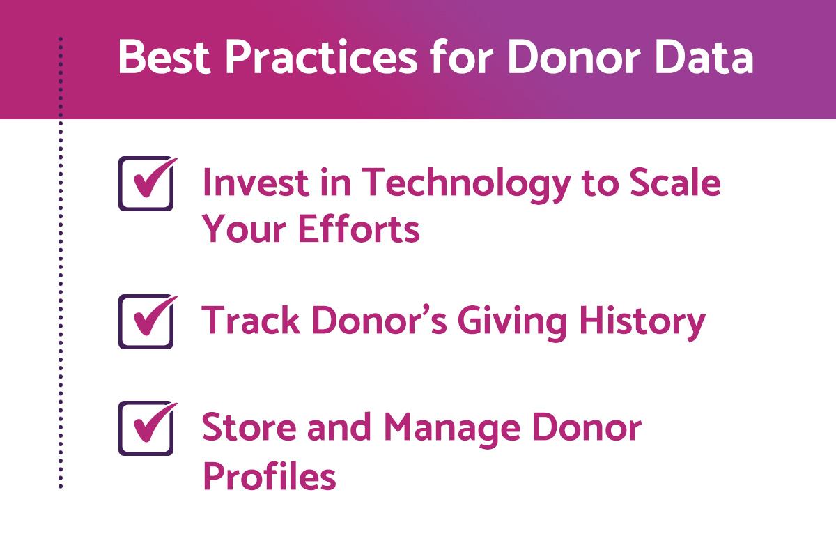 Donor-Data